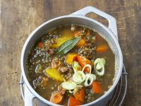 Hearty Lentil Stew recipe