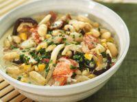 Hearty Lobster Casserole recipe