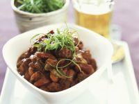 Hearty Mixed Bean Chilli recipe