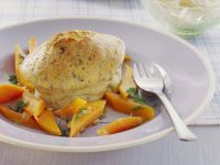Hearty Souffle with Herbs and Vegetables recipe