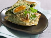 Herb and Egg Parcels recipe