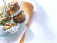Herb and Ham Muffins recipe