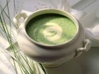 Herb and Spinach Cream Soup recipe