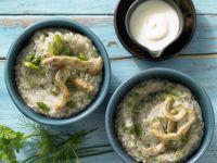 Herb-Buckwheat Groats