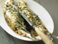 Herb-crusted Oily Fish recipe