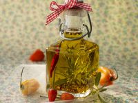 Herb-Peppercorn Oil recipe