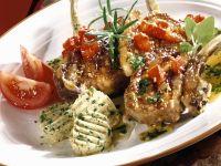 Herb-Roasted Lamb Chops recipe