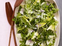 Chicory with Herbs and Leaves recipe