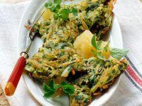 Herbed Potato Pancakes recipe