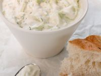 Herby Cucumber Dip recipe