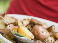 Herby Potatoes recipe