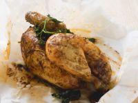 Herby Roast Chicken recipe