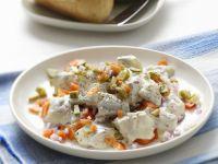 Herring and Pepper Salad recipe