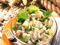 Herring and Potato Salad recipe