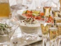 Herring in Creamy Sauce for Christmas