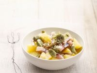 Herring Salad with Artichokes recipe