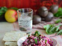 Herring Salad with Beetroot recipe