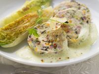 Sliced White Pudding recipe
