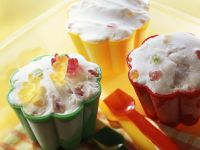 Homemade Gummy Bear Ice Cream recipe