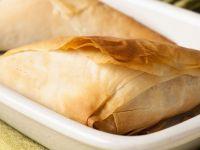Homemade Wheat-free Filo Pastry recipe