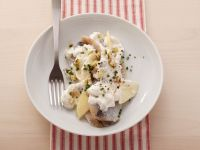 Homestyle Pickled Herring recipe