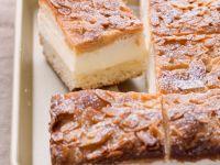 Honey Almond Layer Cake recipe