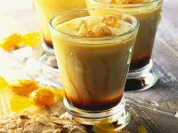 Honey and Coffee Creams recipe