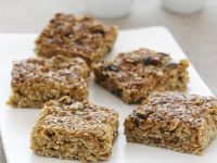 Honey and Sultana Flapjacks recipe