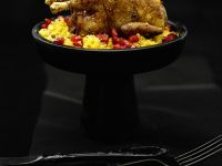 Middle Eastern Quail recipe