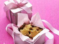 Honey-Glazed Star Cookies recipe