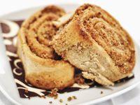 Honey, Maple and Cinnamon Danish recipe