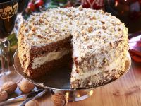 Honey Nut Cake recipe