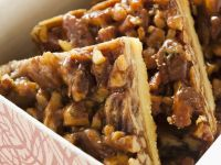 Honey Pecan Slices recipe