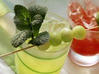 Honeydew Melon Drink recipe