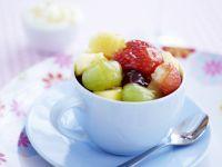 Honeyed Fruit Bowls recipe