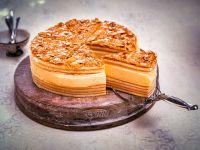 Honeyed Gourmet Gateau recipe