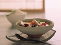 Hot and Sour Miso Soup recipe