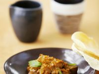Hot Beef Curry recipe