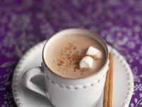 Hot Chocolate with Marshmallows recipe