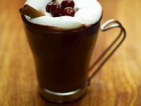 Hot Chocolate with Sea Buckthorn recipe