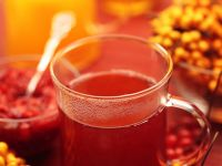 Hot Sea Buckthorn Drink recipe