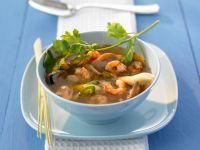Hot Thai Shrimp Soup recipe