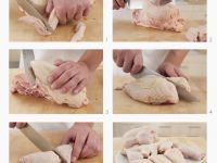 How to Joint a Whole Chicken recipe