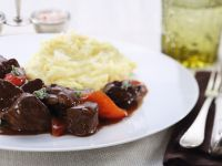 Hungarian Beef Goulash Stew recipe