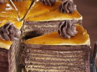 Hungarian Layer Cake recipe