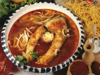 Hungarian-Style Fish Soup recipe