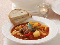 Hungarian-Style Goulash recipe
