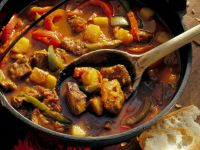 Classic Beef Goulash Stew recipe