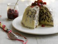 Festive Frozen Bombe recipe