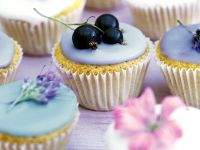 Iced Assorted Cupcakes recipe
